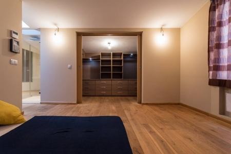 Гардеробная для квартиры