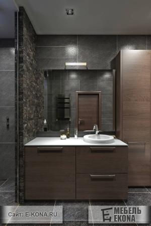 Мебель для ванной на заказ в Смоленске