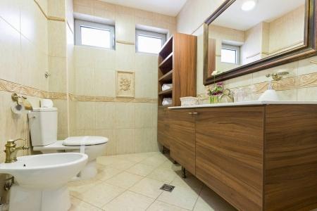 Современная ванная мебель