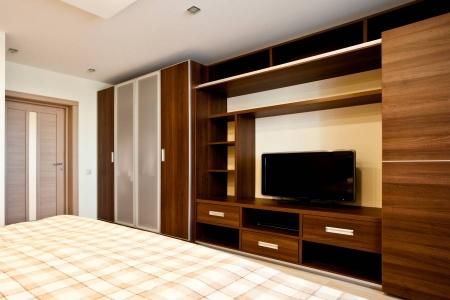 Многофункциональный шкаф для спальни