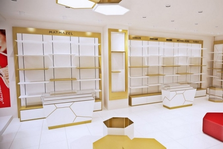 Красивая мебель для магазинов