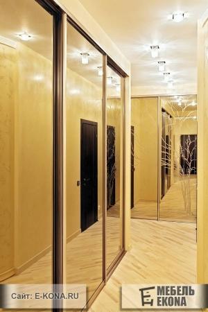 Шкафы-купе на заказ в Смоленске