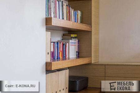Полки и стеллажи на заказ в Смоленске
