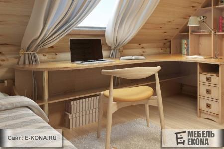 Письменные столы на заказ в Смоленске